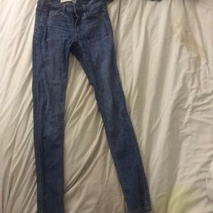 Blue jeans from Abercrombie & Fitch